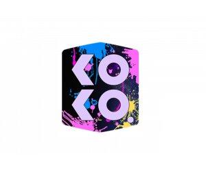 Uwell Caliburn Koko Prime Abdeckung  (2 Stück pro Packung)